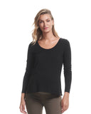 Basic Long Sleeve Nursing Top