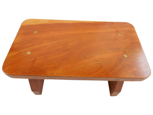Cherry Wooden Stool
