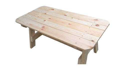 Picnic Style Coffee Table