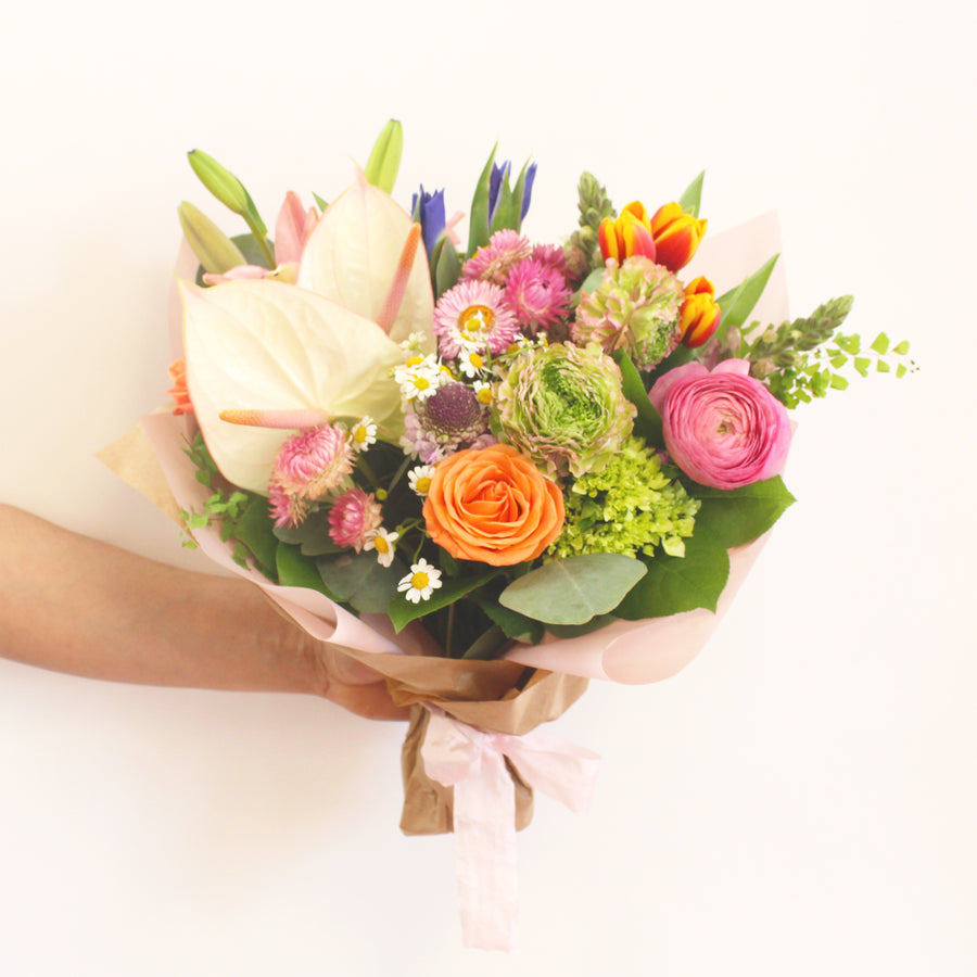 The Lily Flower Bouquet