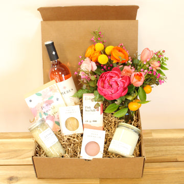 Mother's Day Gift Box- Colorful