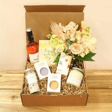 Mother's Day Gift Box- Pastel