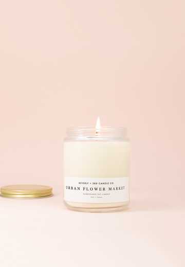 Urban Flower Market Candle - 9 oz.