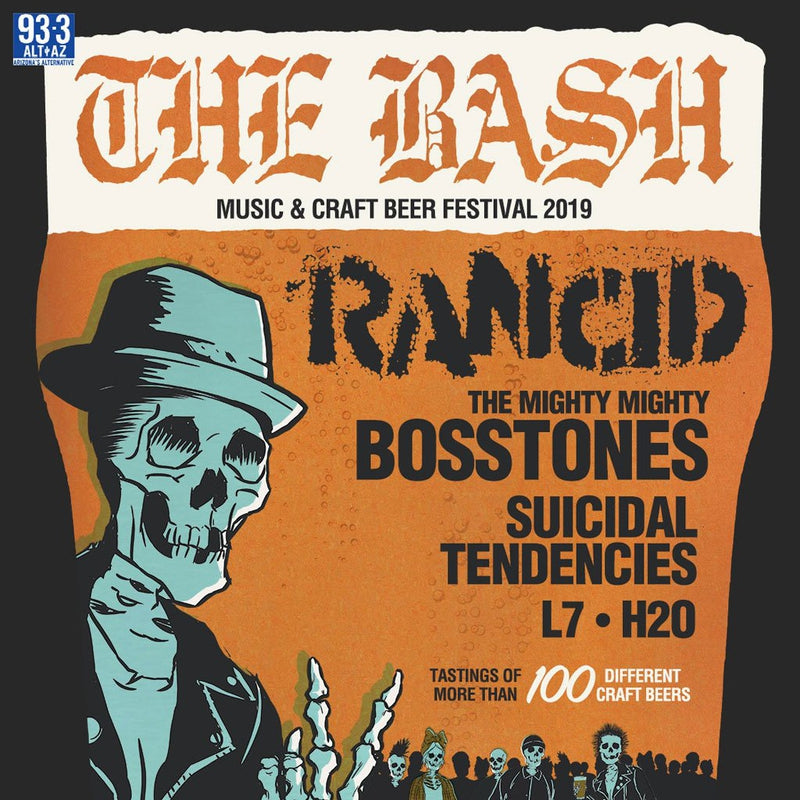 RANCID's Bash Tour