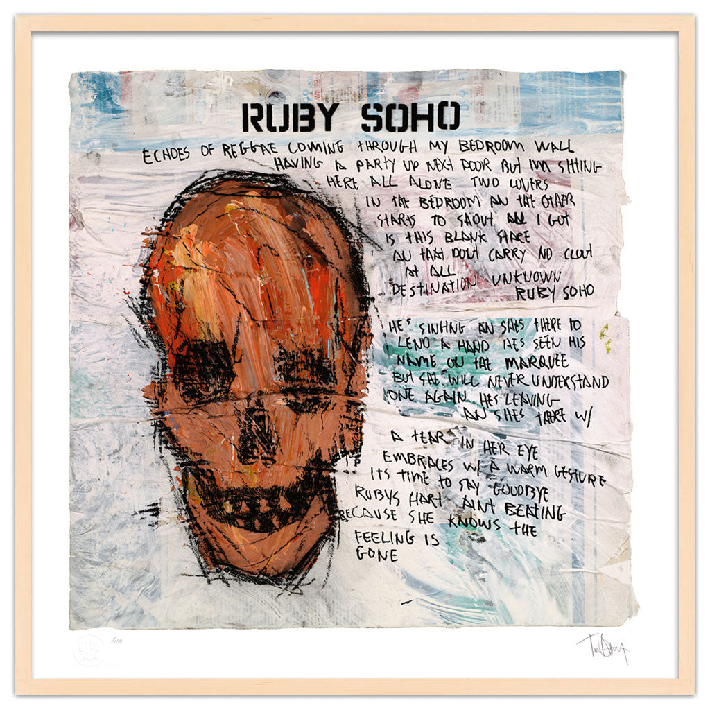 Ruby Soho by Tim Armstrong is Finally Here!