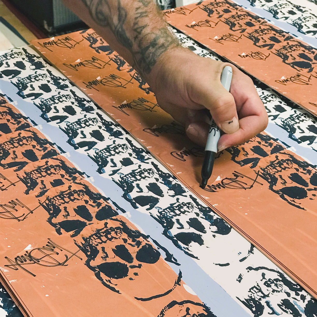 NEW PRINT FROM TIM ARMSTRONG COMING SOON
