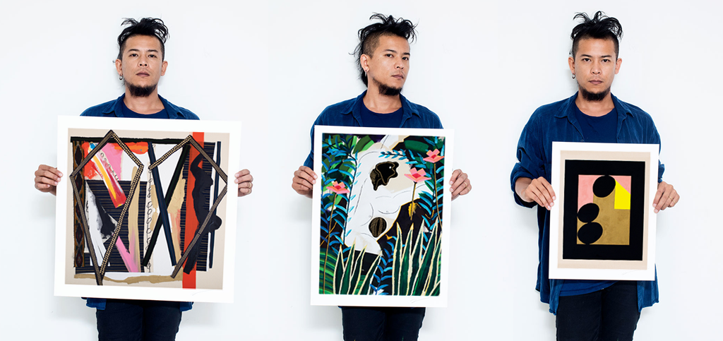 Three New & Exclusive Prints by our newest artist, Shohei Takasaki