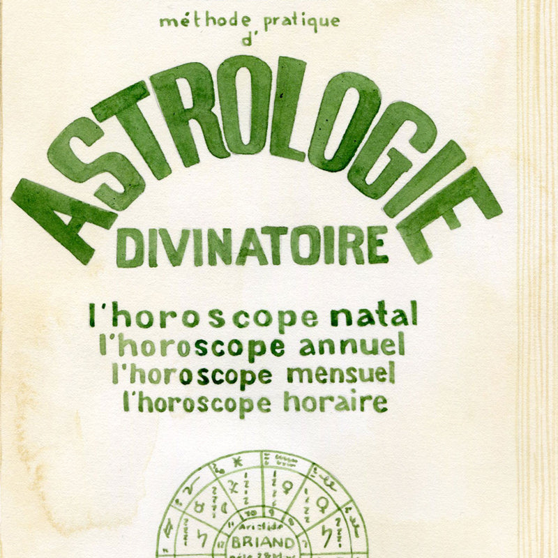 Astrologie by Meghann Stephenson | Print | Poster Child Prints