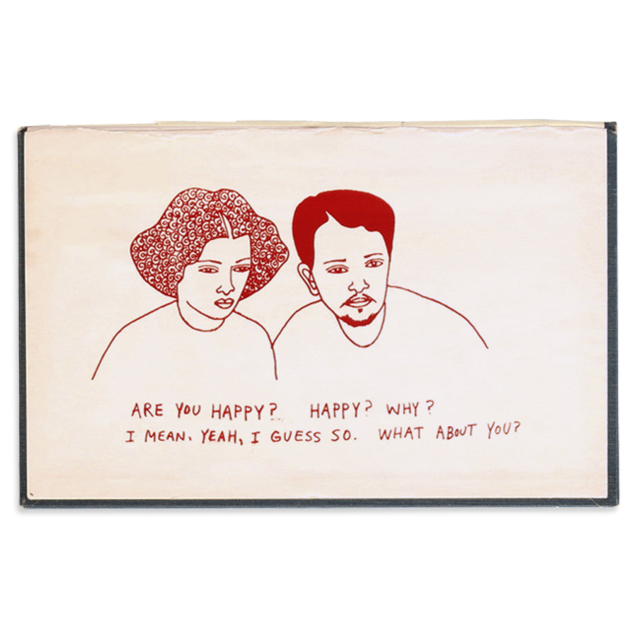 Are You Happy? by Albert Reyes | Original Artwork | Poster Child Prints
