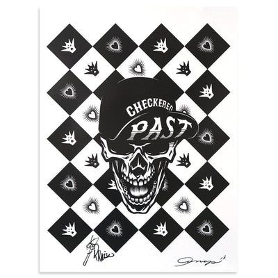 Checkered Past is a newPrint by ASVP | Poster Child Prints