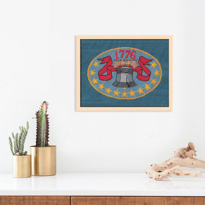 1776 Bell, Found Art | Poster Child Prints