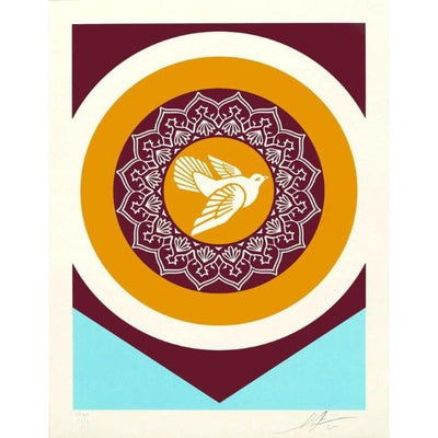 OBEY Peace Series 2 (Doves) by Shepard Fairey | Archive | Poster Child Prints