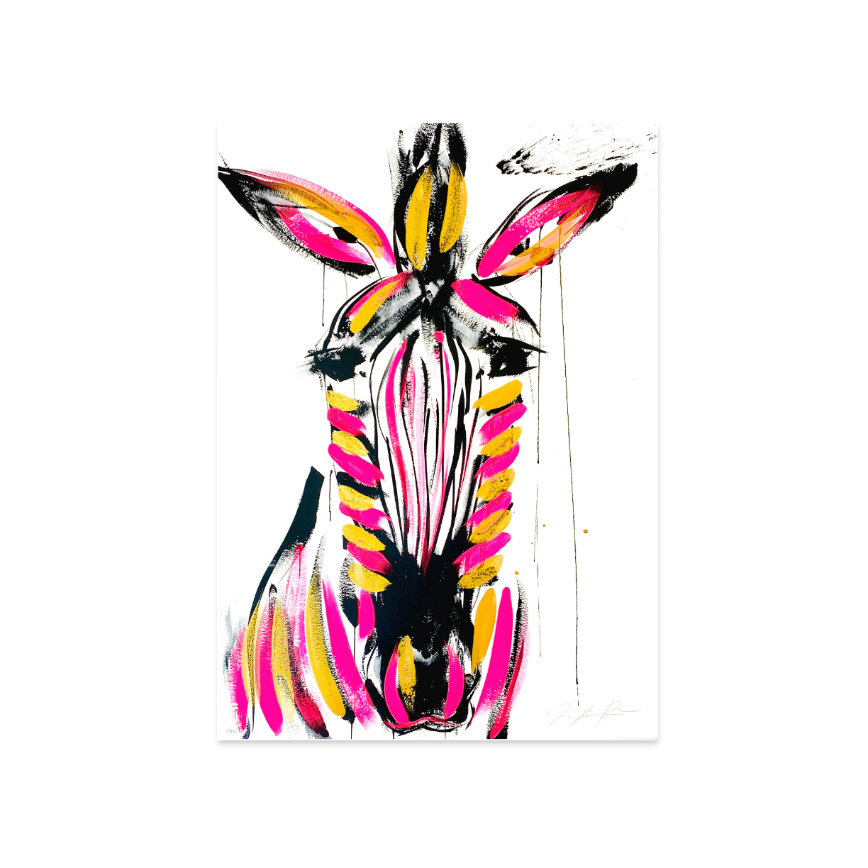 Zulu, Artist Edition by Jenna Snyder-Phillips-Artist Edition-Poster Child Prints