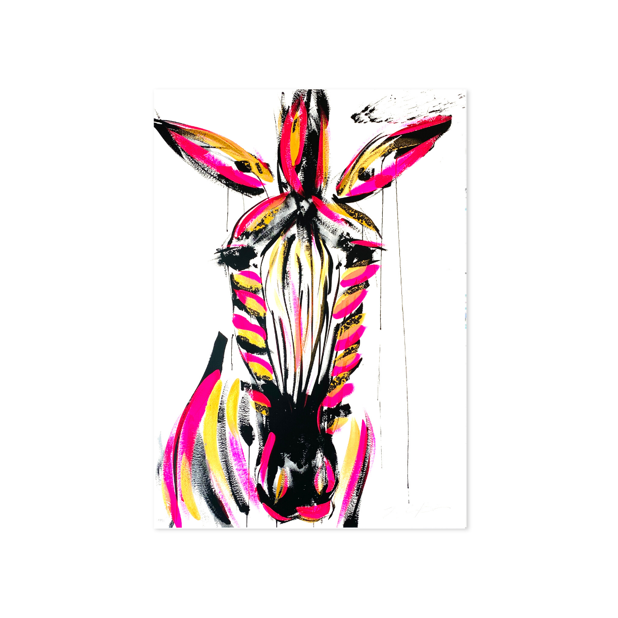 Zulu, Artist Edition 1 by Jenna Snyder-Phillips-Artist Edition-Poster Child Prints