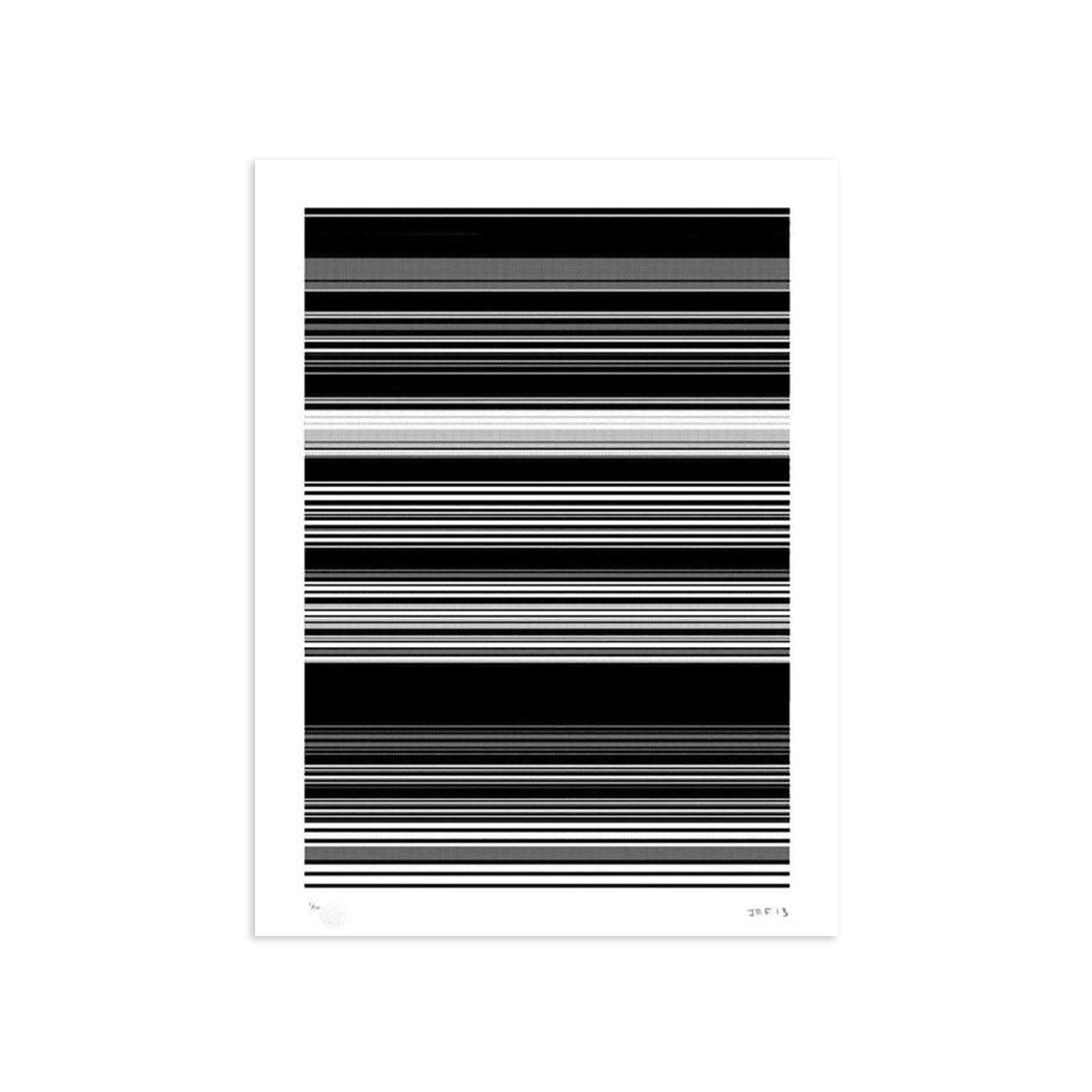 Mono (Borders Series) by JRF | Archive | Poster Child Prints