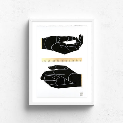 Opposite 3 by Basik | Original Artwork | Poster Child Prints