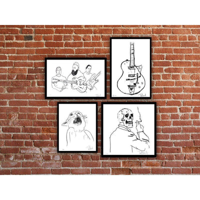 Hellcat, Tim Armstrong | Poster Child Prints