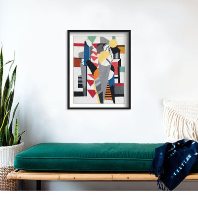 Abstract Shapes by Found Art | Found Art | Poster Child Prints