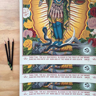 Mary Kali - Archive | Ravi Zupa | archive | Poster Child Prints