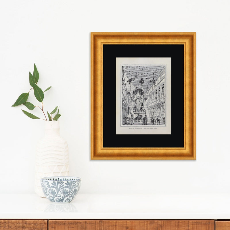 Athena Parthenos | Poster Child Prints | Found Art | One of a Kind