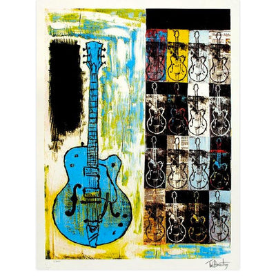 Avenues and Alleyways by Tim Armstrong | Archive | Poster Child Prints