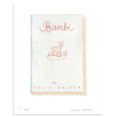 Bambi by Meghann Stephenson | Print | Poster Child Prints