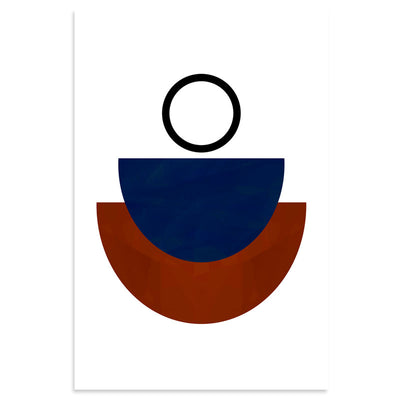Bowl Shapes by PCP Collection-Print-Poster Child Prints