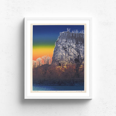 Castle Rock by Found Art | Found Art | Poster Child Prints