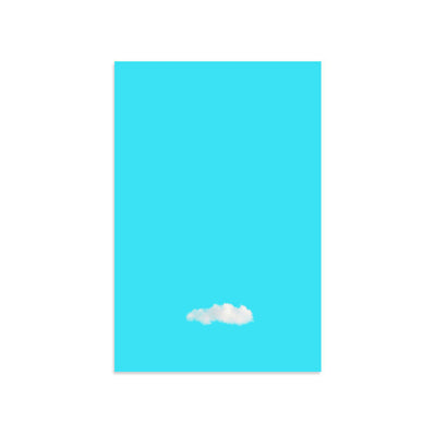Cloud One by Tal Paz-Fridman | Print | Poster Child Prints