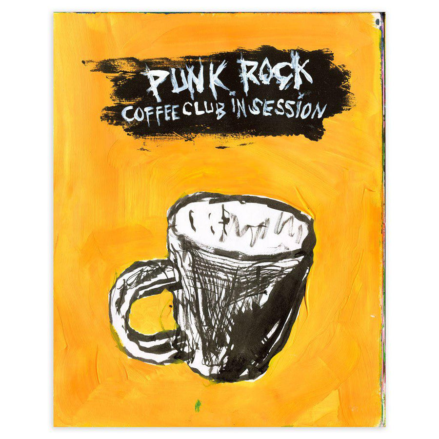 Punk Rock Coffee Club