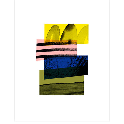 Color Stack is a newPrint by PCP Collection | Poster Child Prints