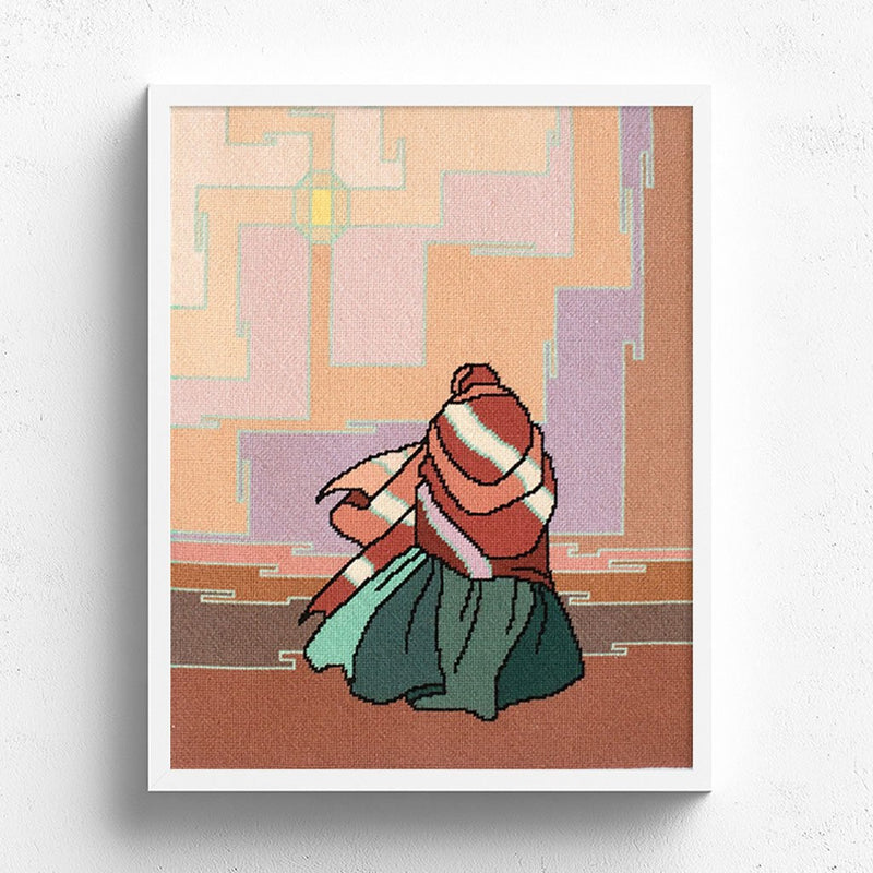 Desert Deco by Found Art | Found Art | Poster Child Prints