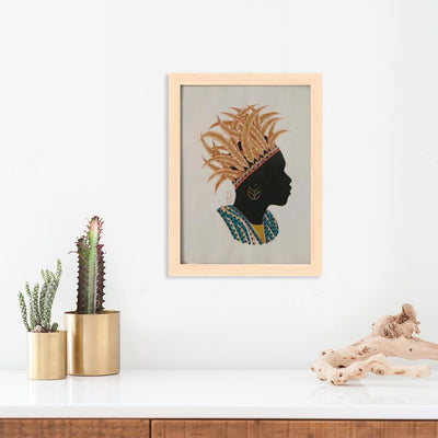 Crown of Feathers | Found Art | Found Art | Poster Child Prints