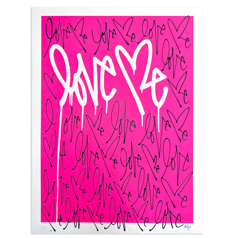 Love Me Fluorescent Pink AE/6