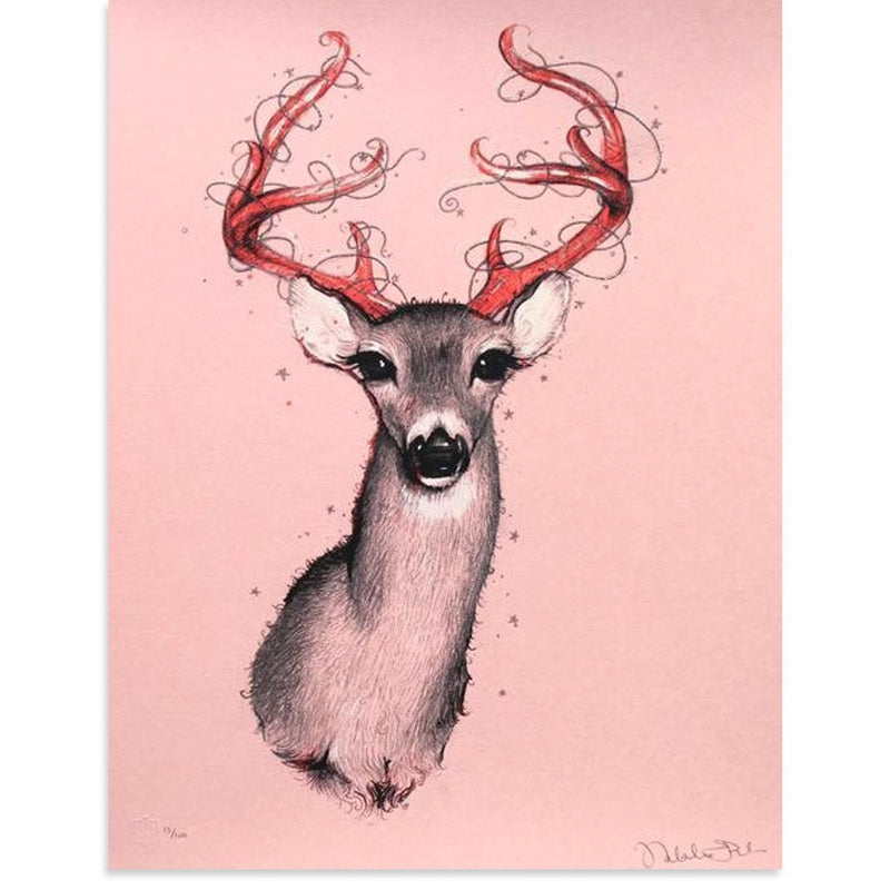 Oh Deer - Archive by Natalia Fabia-Archive-Poster Child Prints