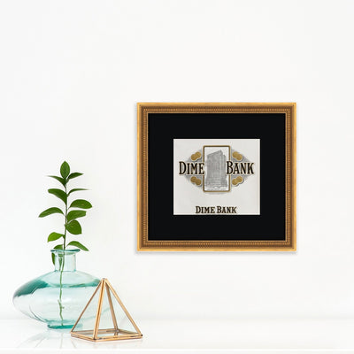 Dime Bank by Found Art | Found Art | Poster Child Prints