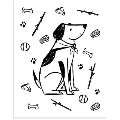 Dog Life, PCP Collection | Poster Child Prints