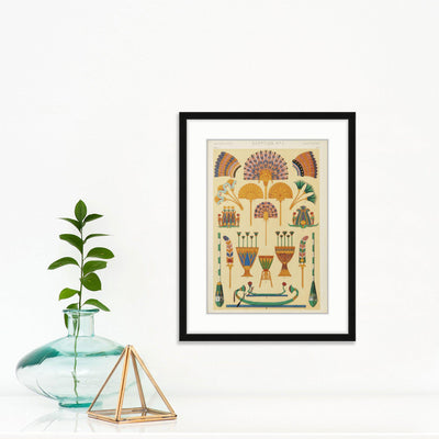 Egyptian No 2 | Poster Child Prints | Found Art | One of a Kind