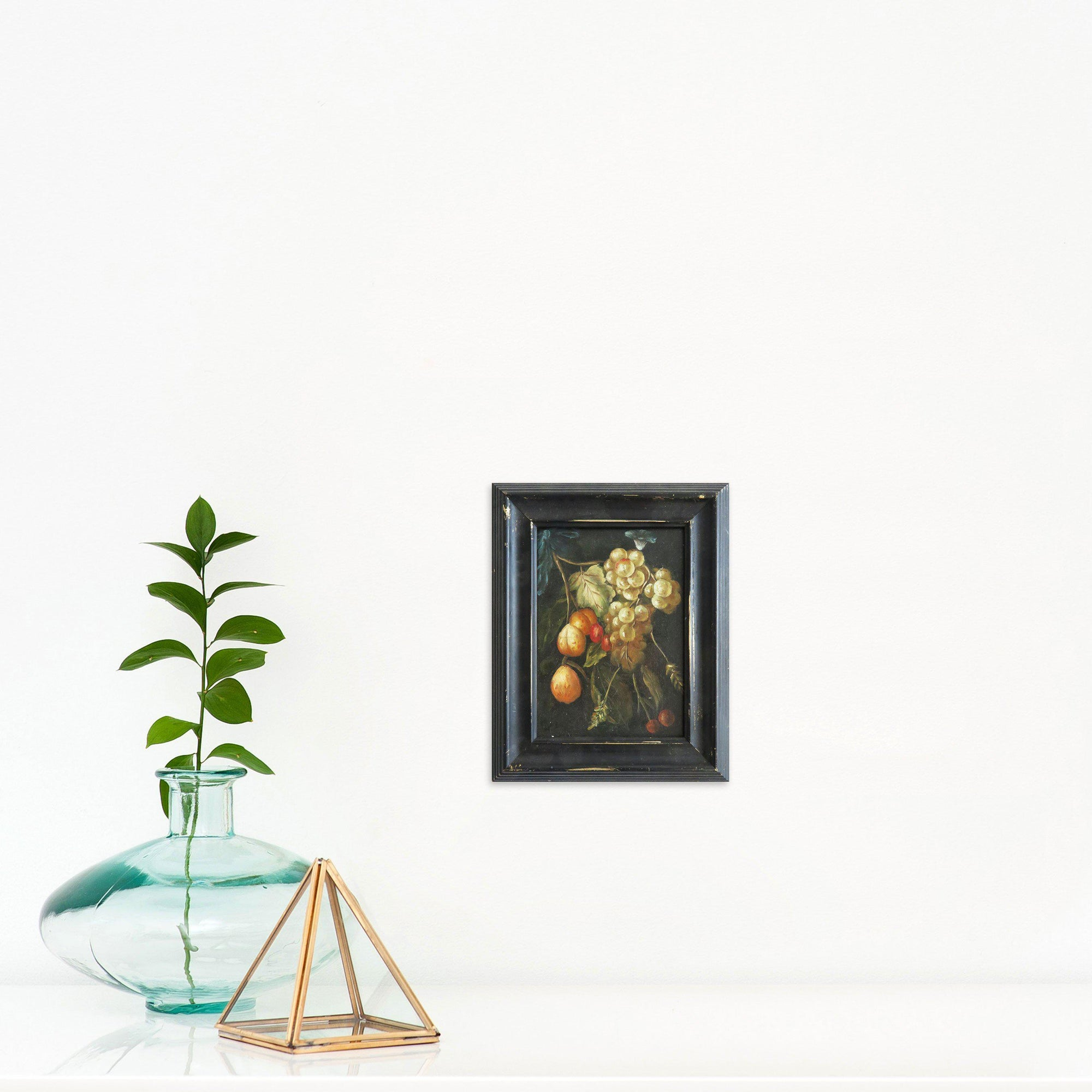 Fruit Still Life | Poster Child Prints | Found Art | One of a Kind