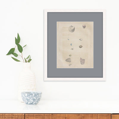 Geology Plate 1 | Found Art | Found Art | Poster Child Prints