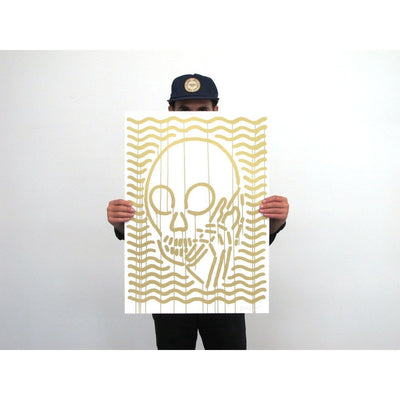MOP Gold - Archive, Skullphone | Poster Child Prints