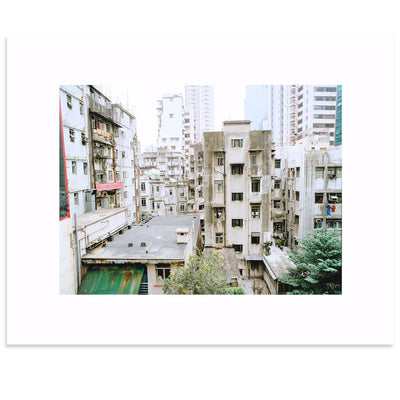 Hong Kong | Winnie Au | Print | Poster Child Prints
