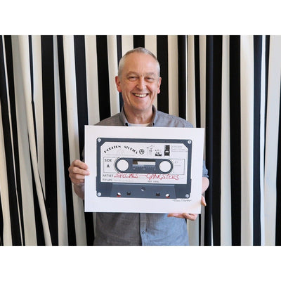 Gangsters (The Specials) by Horace Panter | Print | Poster Child Prints