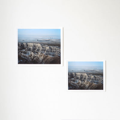 Badlands Before Sunrise | Benjamin Rasmussen | Print | Poster Child Prints