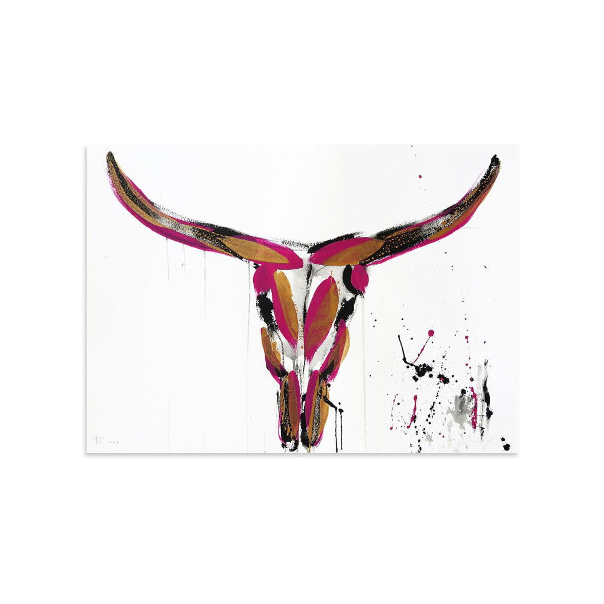 Toro AE/8 (IN STOCK) by Jenna Snyder-Phillips-Artist Edition-Poster Child Prints