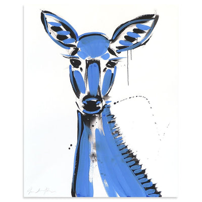 Doe AE/4 by Jenna Snyder-Phillips | Artist Edition | Poster Child Prints