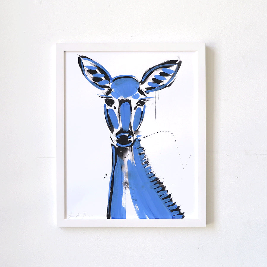 Doe (Artist Edition 4) is a newArtist Edition by Jenna Snyder-Phillips | Poster Child Prints
