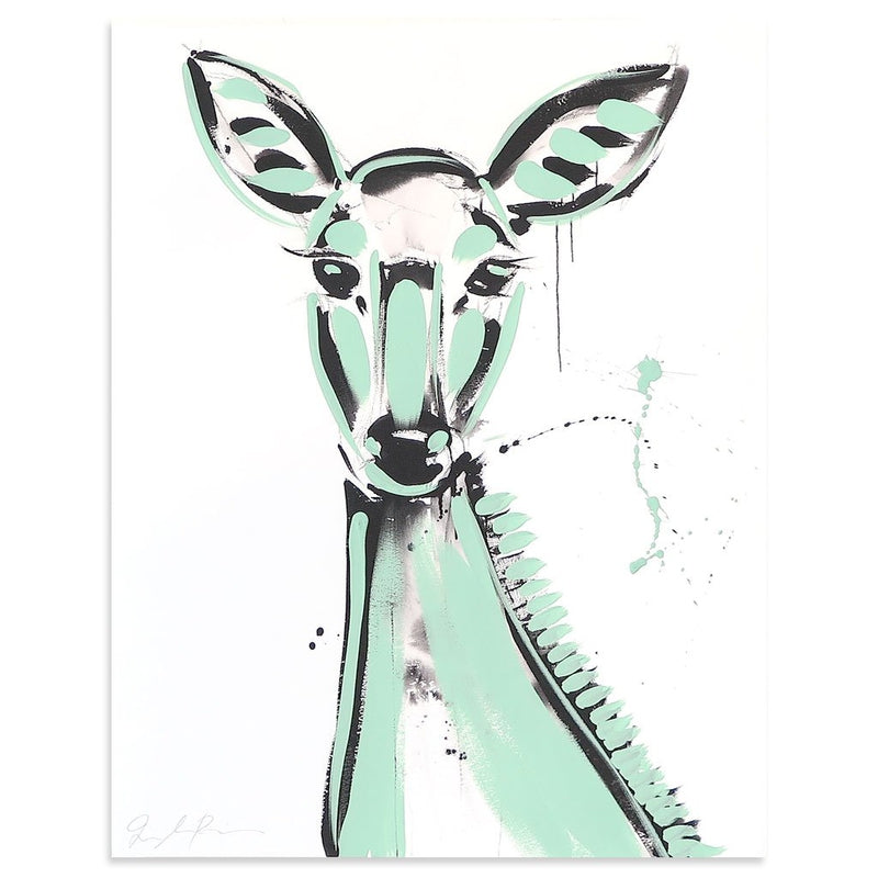 Doe (Artist Edition 5) by Jenna Snyder-Phillips | Artist Edition | Poster Child Prints