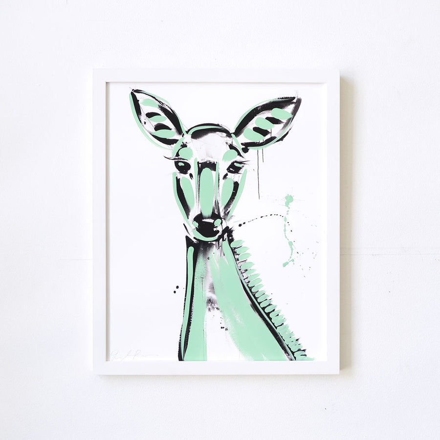 Doe (Artist Edition 5) | Jenna Snyder-Phillips | Artist Edition | Poster Child Prints