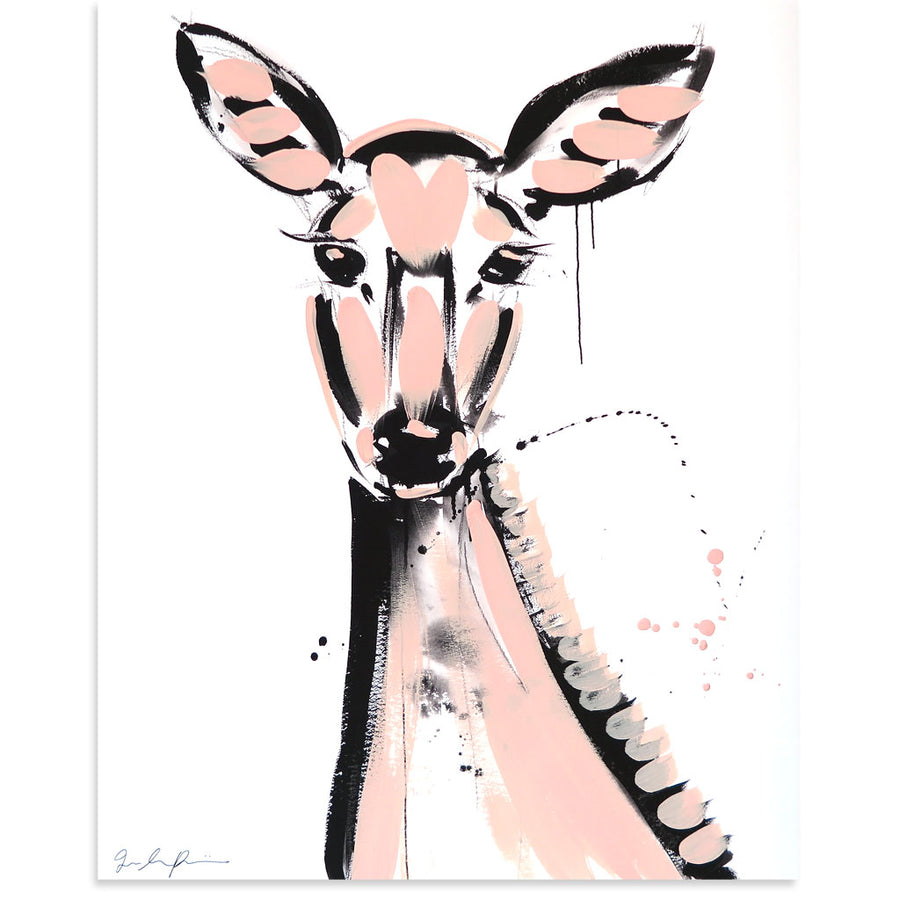 Doe (Artist Edition 1) by Jenna Snyder-Phillips | Artist Edition | Poster Child Prints